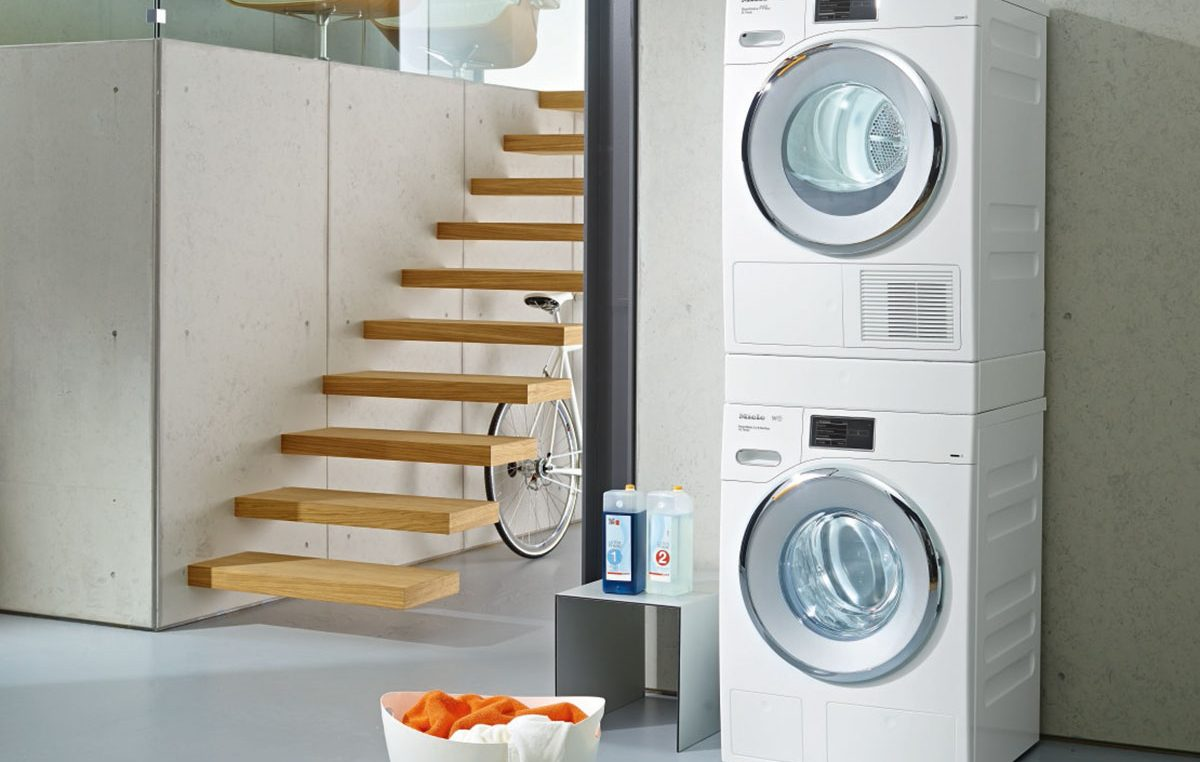 Miele stackable washer dryer ventless - Washers And Dryers Stackable